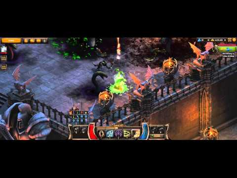 Kings Road game play at Adamar Sanctum (Champion Mode) - Archer Solo