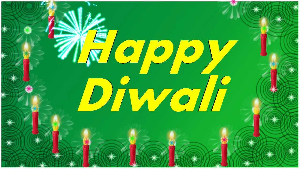 Happy Diwali Greeting Cards 2016 Wish You A Happy Deepawali Youtube