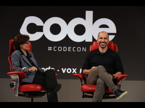 Uber CEO Dara Khosrowshahi | Full interview | Code 2018
