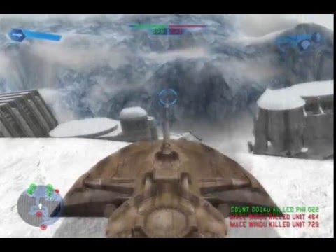 Star Wars: Battlefront - Glitches & Tricks - Rhen Var: Harbor