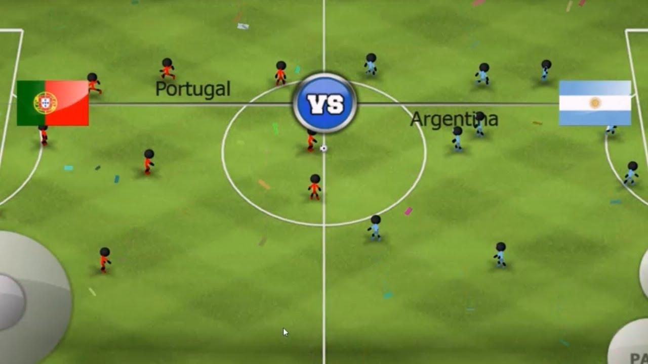 Stickman Soccer App Review