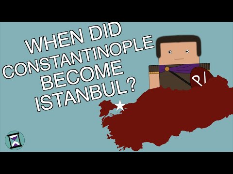 When did Constantinople become Istanbul? (Short Animated Documentary)