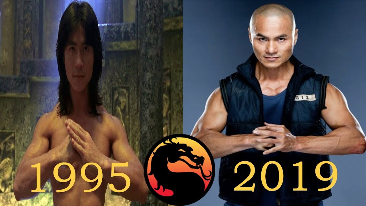 Mortal Kombat 1995 Cast Then And Now 2019 Youtube