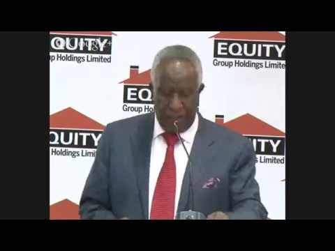 EQUITY GROUP HOLDINGS LTD AGM