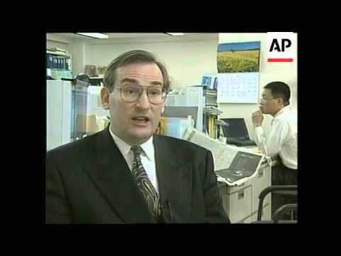 Japan - 'Big bang' financial reforms