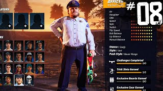 Tony Hawk's Pro Skater 1+2 - UNLOCKING OFFICER DICK (Jack Black)