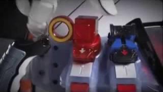 Kamen Rider Fourze DX Hee-Hackgun Comercial
