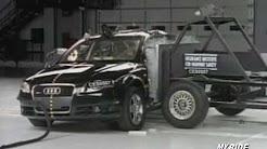 Crash Test Award: 2007 Audi A4