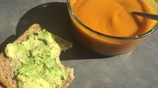 Sweet Potato Soup Recipe- Hclf Vegan