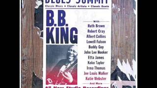 Watch Bb King Theres Something On Your Mind video