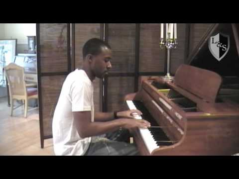 Forever - Chris Brown Piano Cover