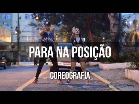 MC WM - Para na Posição  Coreografia Gibson Moraes