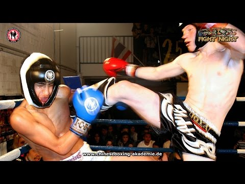 Denis Flohr vs. Junus Desdanovic - CBA Fight Night 14.03.2015