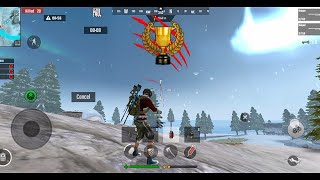 ScarFall royal bâttël (online and offline game) in the match and winer of the match.