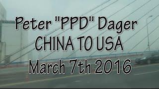 BACK HOME TO THE USA - Shanghai Major Travel Vlog