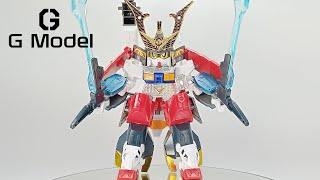 SD Gundam Musha Senki Hikari no Hengen Hen BB Senshi No.199+194+195+196 - Combination
