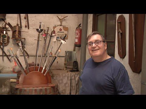 Mariano Zamorano: The Sword Maker of Toledo