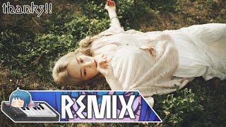 [4K Special] TAEYEON - I (i5cream Remix)