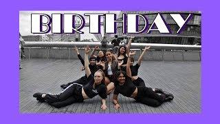[AZIZA] K-POP IN PUBLIC LONDON | SOMI (전소미) - BIRTHDAY dance cover