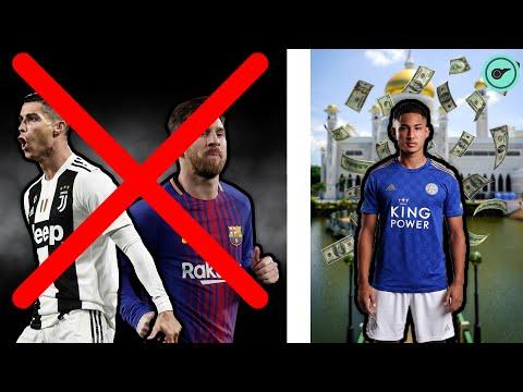 Az egyetlen focista aki gazdagabb Messinél és Ronaldónál! | Félidő! thumbnail