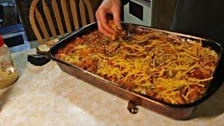 Making Lasagna With Momdre
