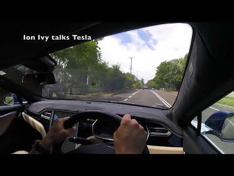 Ion Ivy Talks Tesla!