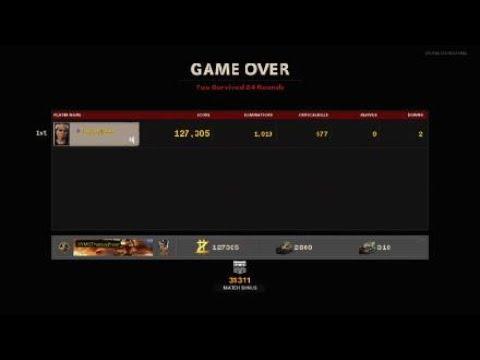 Firebase Z endgame boss fight! |