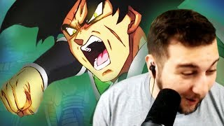 THE NEW DRAGON BALL BROLY MOVIE IS DRAGON BALL MINUS?! | Reacting to  Broly Movie Trailer 2