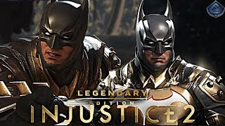 Injustice 2 Online - WHITE EYES BATMAN!