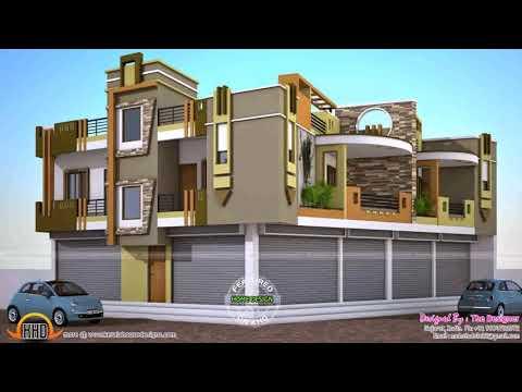 House Design With Ground Floor Parking