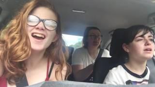 Carpool Karaoke - pt. 1: Heathers!