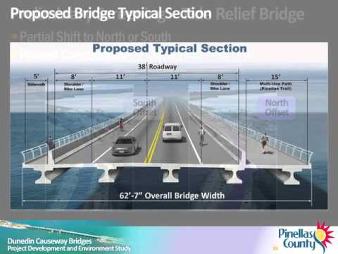 Dunedin Causeway Public Alternatives Workshop Video