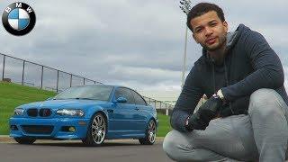 BMW Driver Drives A BMW E46 M3 *MANUAL*