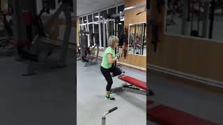 Тренировка для девушек и женщин 3