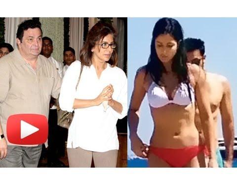 Ranbir Kapoor Katrina Kaif's Leaked Holiday Pictures Anger Rishi - Neetu Kapoor !