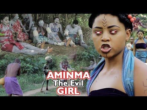 Download Aminma The Evil Child 3&4 - {New Movie}Regina Daniels 2018 Latest Nigerian Nollywood Movie Full HD