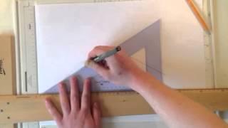 Ridge Detailed Drawing