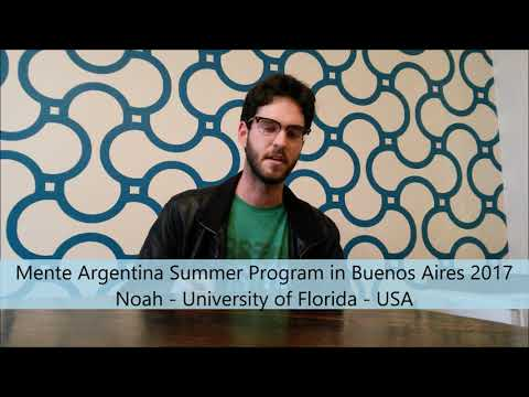 Study Abroad Summer Program in Buenos Aires, Argentina by Noah @ Mente Argentina