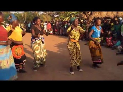 Chisamba Dance of the Chewa Tribe in Central Malawi from Chakhaza Village, TA Mzunga, Dowa district