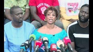 🔴COM POLITIQUE: Fouta tampi authentique Conteste la démarche de Fatoumata Ndiaye...