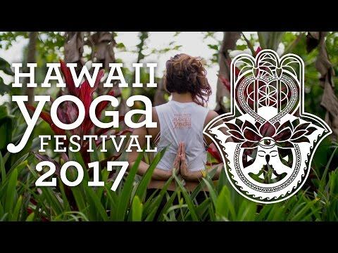 2017 Hawaii Yoga Festival