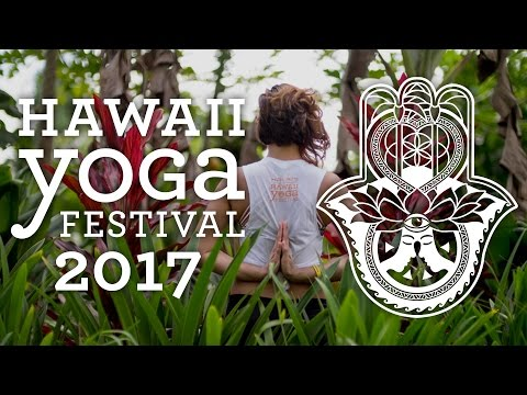 Kalani hosts the 5th Annual Hawaii Yoga Festival