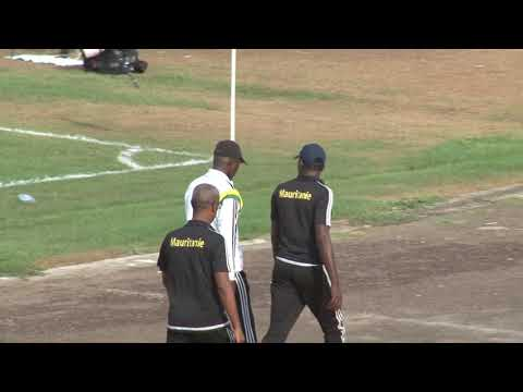 Guinée 3-2 mauritanie U20