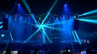 Knock Out ! 2013 @ Sportpaleis Ahoy - Frequencerz vs Chris One - Part 2