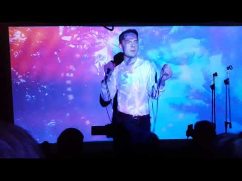 First Hate (Anton Solo) - White Heron (Live at Brusov Ship, Moscow 19.03.2016)