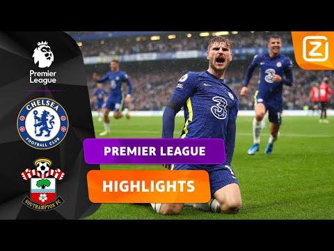 WAT EEN SENSATIONELE SLOTFASE! 🤯   Chelsea vs Southampton   Premier League 2021/