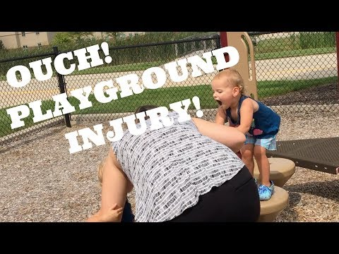 Ouch! Playground Injury!