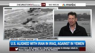 Richard Engel: Military Officials Say Allies No Longer Trust Us, Fear Intel Might Leak to Iran