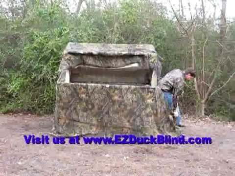 Duck blind how to assemble youtube solutioingenieria Images