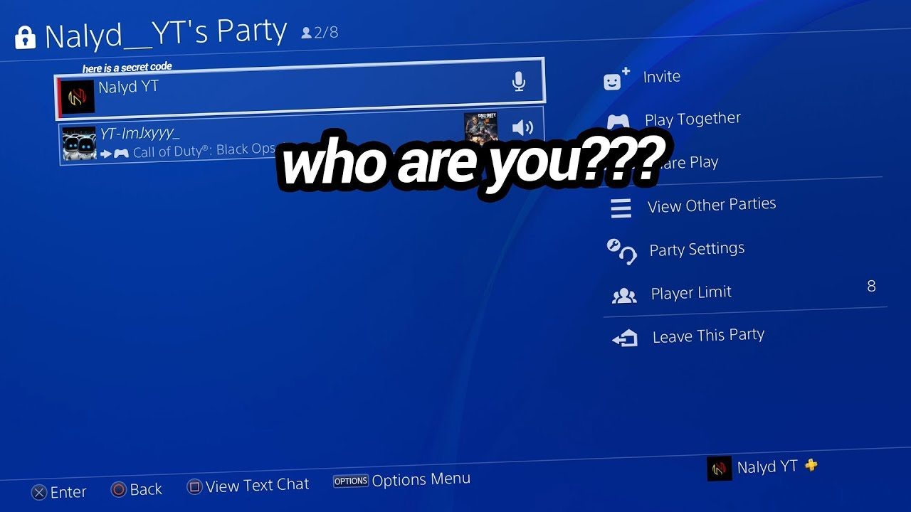 HACKING MY FRIENDS PSN ACCOUNT AND TROLLING PEOPLE